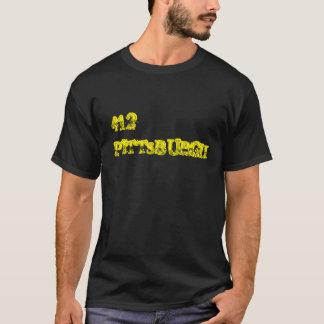 """""""412ピッツバーグ""""のTシャツ Tシャツ"""