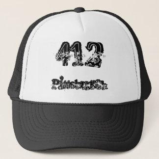 412、ピッツバーグ キャップ