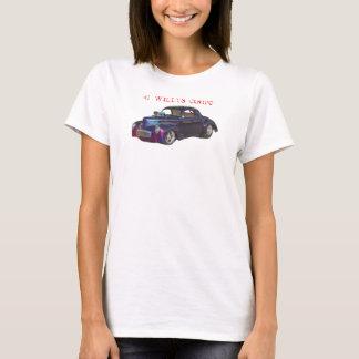 41' Willysのクーペ Tシャツ