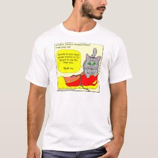 420は動物保護施設の漫画に寄付します Tシャツ