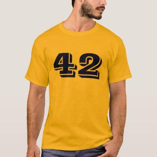 #42 Tシャツ