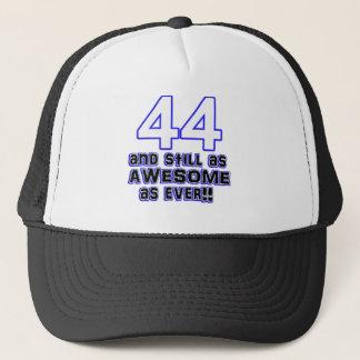 44の誕生日のデザイン キャップ