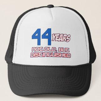 44歳の誕生日のデザイン キャップ