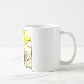 445無意味な漫画 コーヒーマグカップ