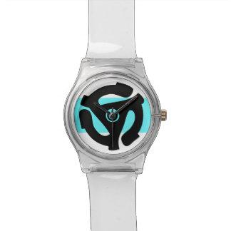 45のRPM力のアダプター 腕時計