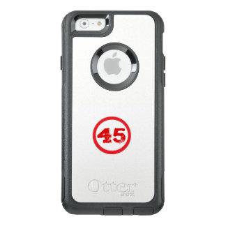 #45携帯電話の箱、切札は大統領です オッターボックスiPhone 6/6Sケース