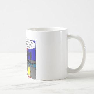 478高い5人の自己の漫画 コーヒーマグカップ