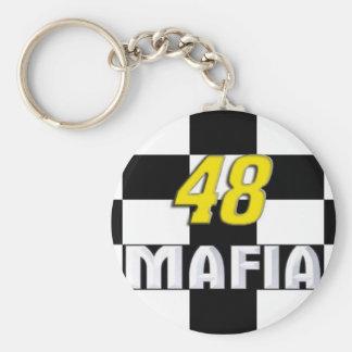 48マフィアKeychain キーホルダー