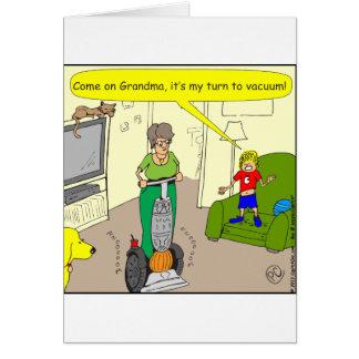 488漫画に掃除機をかける私の回転 カード