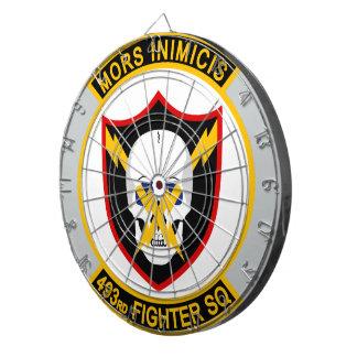 493rd要撃飛行隊 ダーツボード