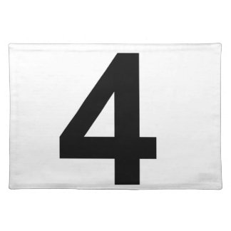 4 -第4 ランチョンマット