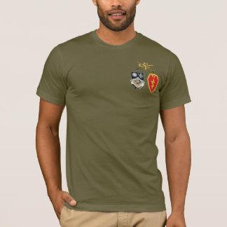 4/23rd Inf. 記章M113 VSRのワイシャツ Tシャツ