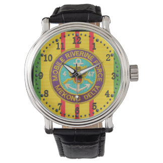 4/47th Inf. ヴィンテージMRFパッチVSMの腕時計 腕時計
