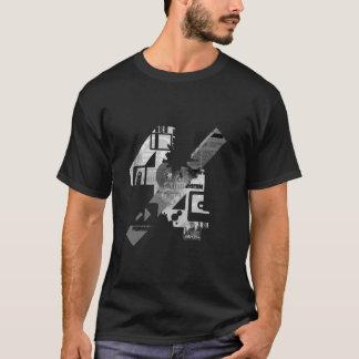 4/4 (黒) Tシャツ