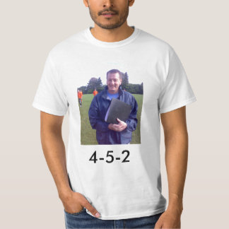 4-5-2 Tシャツ