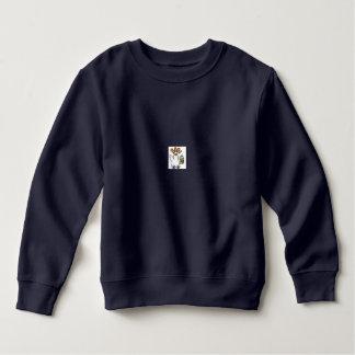 4-t幼児のフリース スウェットシャツ