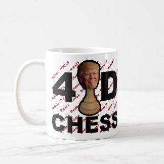 4Dチェスのマグ コーヒーマグカップ