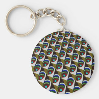4D keychain キーホルダー