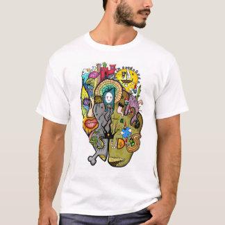 4STUDIOS GRAFITI Tシャツ