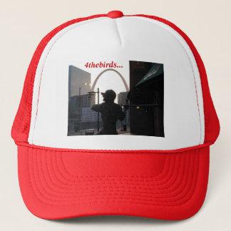 4thebirds… 公式の帽子 キャップ