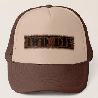 4WD DIYの帽子 キャップ