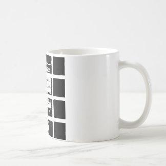 4x4 コーヒーマグカップ