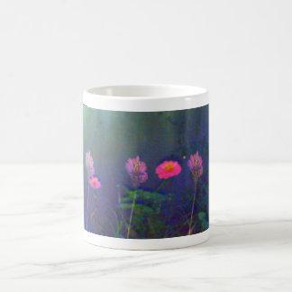 5つの夜花 コーヒーマグカップ
