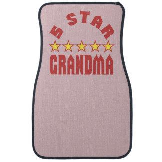5つの星の祖母 カーマット