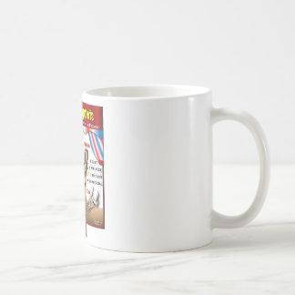 5つのGOP指のパペット コーヒーマグカップ