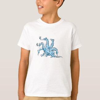5つはドラゴンの先頭に立ちました Tシャツ