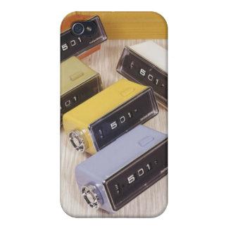 5個の時計 iPhone 4/4S COVER