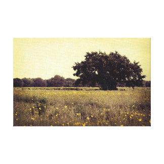 5月あなたの雑草はすべて野生の花です キャンバスプリント
