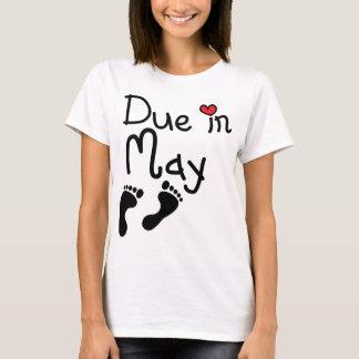 5月に当然 Tシャツ