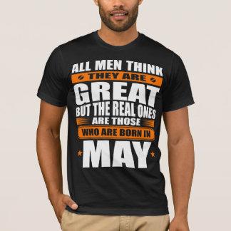 5月の誕生日 Tシャツ
