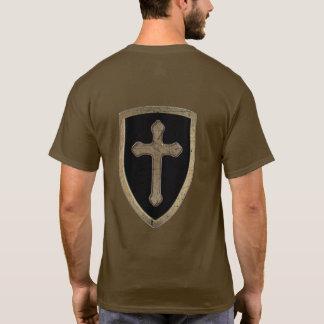 5月アブラハムの盾の主また! Tシャツ