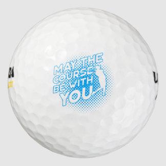 5月コースはあなたとおもしろいなゴルフ・ボールです ゴルフボール