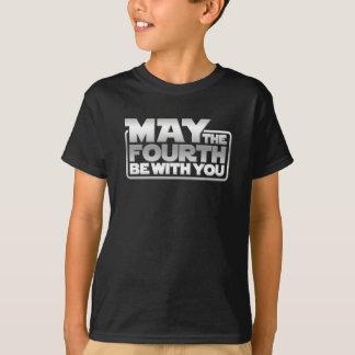 5月四分の一 Tシャツ