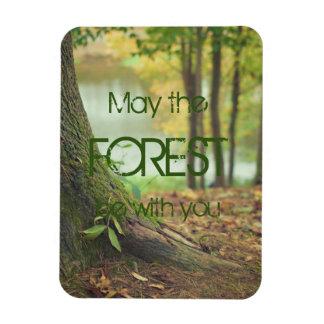 5月森林はあなたとあります マグネット