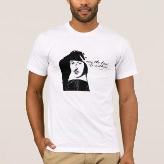 5月楽師はあなたとあります Tシャツ