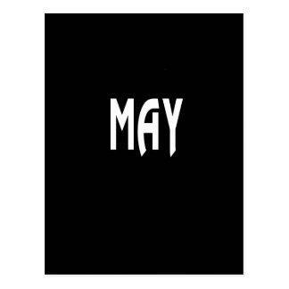 5月 ポストカード