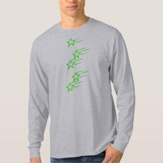 5枚の星の人のTシャツのTシャツ Tシャツ