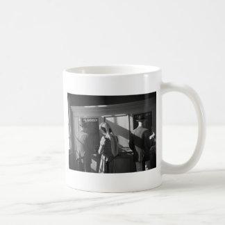 $5窓、Hialeah Park 1939年 コーヒーマグカップ