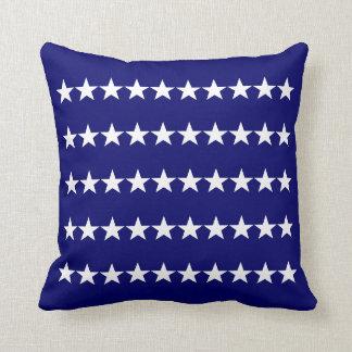 50の星およびストライプのアメリカ人のMoJoの13の枕 クッション