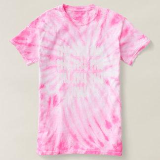 50の検数の印は第50誕生日の絞り染めのティー衰退しました Tシャツ