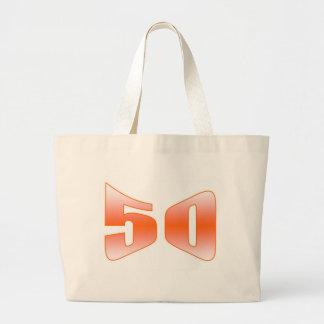 50バッグ ラージトートバッグ