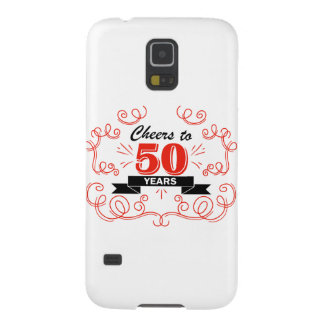 50年への応援 GALAXY S5 ケース