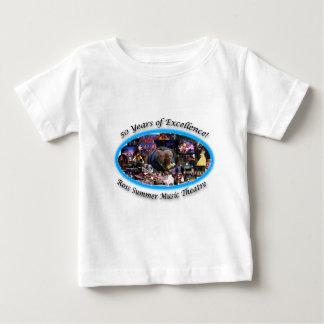 50年間のロスの夏音楽劇場 ベビーTシャツ