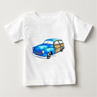 50水星Woodie ベビーTシャツ