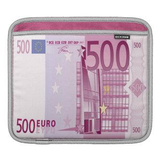 500ユーロの銀行券のiPadの袖 iPadスリーブ
