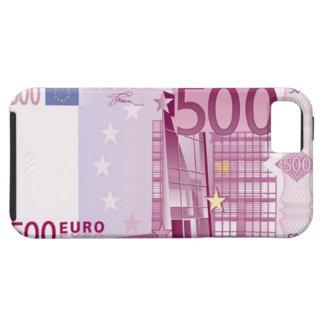 500ユーロの銀行券のiPhone 5の場合 iPhone SE/5/5s ケース